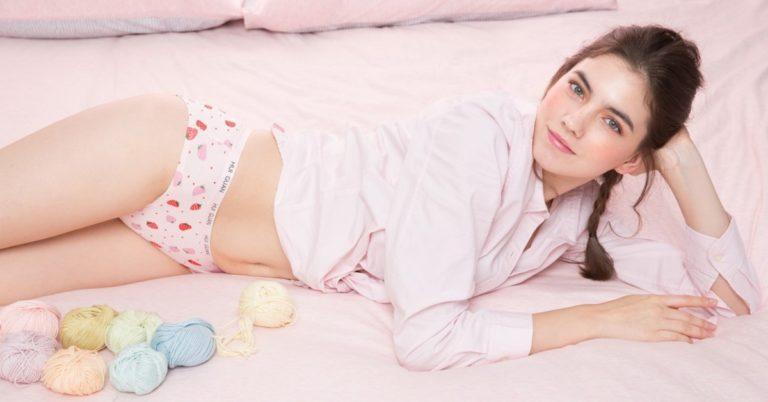 chiloți din bumbac confortabili de calitate ca să îți menții sănătatea și frumusețea