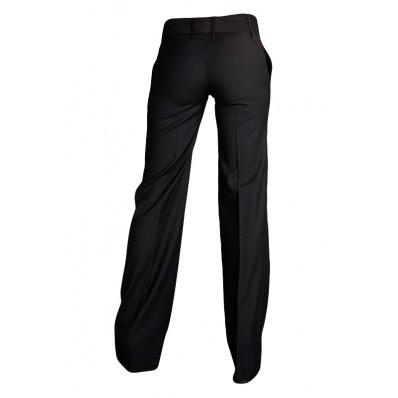 Pantaloni croiala dreapta cu buzunare Dolce & Gabbana