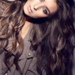 Păr lung, frumos