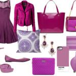 Haine și accesorii în culoarea anului 2014