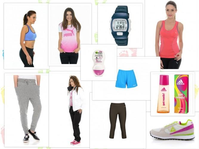 În această categorie poți achiziționa haine sport online și echipamente sportive: tricouri, pantaloni sport, hanorace, geci, veste, lenjerie termică, treninguri și echipamente sport, ideale pentru activități de sport .