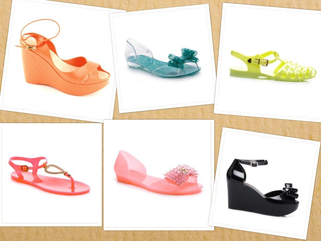Sandale cauciuc talpa joasa sau inalta diverse modele