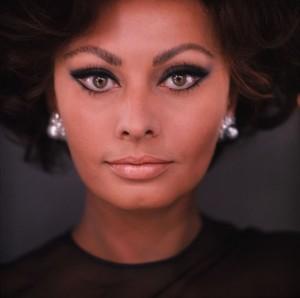 sophia-loren-makeup-50s