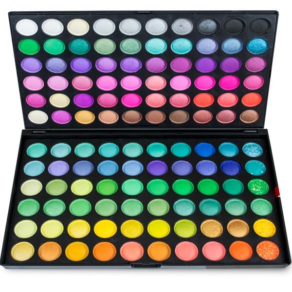 Trusă farduri completă 120 culori