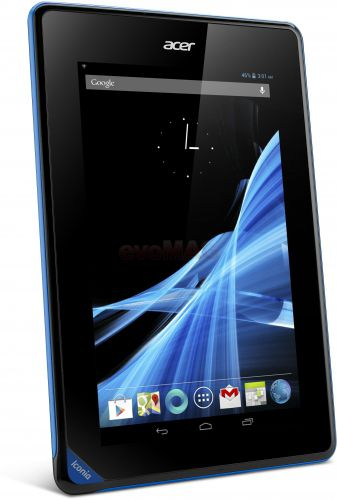 "Tableta Acer Iconia B1, Procesor MediaTek MT8317T Dual Core 1.2 GHz, TFT LCD 7"", 1GB RAM, 16GB Flash, 0.3MP, WI-FI, Android"