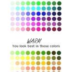 culori calde culori reci