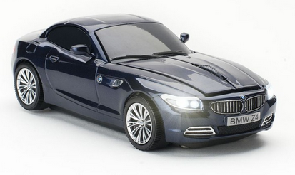 Mouse BMW Z4 Deep Sea Blue - Wireless Nano