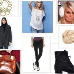 outfit de iarna pentru gravide