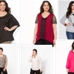 bluze marimi mari XXL pentru femei plinute