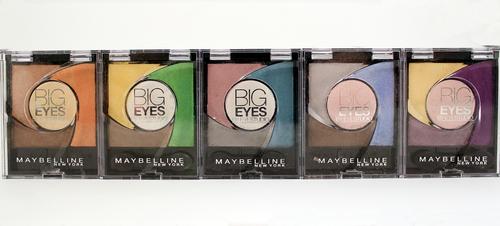 farduri de pleoape maybelline big eyes nuante diverse de culori