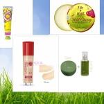 cosmetice si make up de primavara balsam buze natural crema anticelulita fond de ten rezistent rimmel
