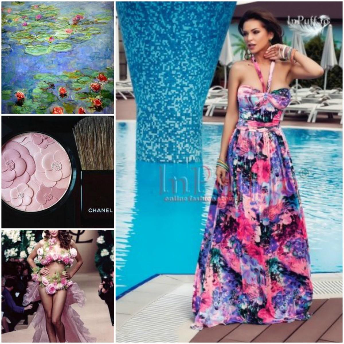 elemente florale la moda