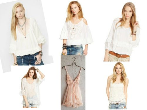 bluze tip camasi si topuri albe Ralph Lauren