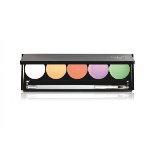 Paleta de farduri Corectoare Palette Of 5 Correctiv Luxury Cream Nr 08 SLA Paris-500x500