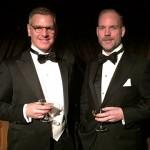 costum de bărbați Black Tie sau Tuxedo cu smoking simplu clasic