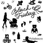 Black Friday in magazine online de haine, incaltaminte si articole pentru copii