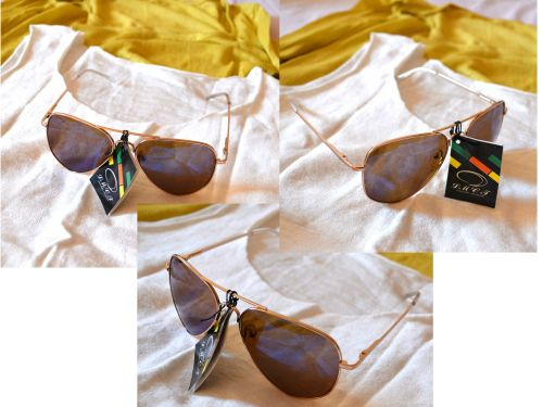 ochelari de soare tip aviator cu reflexii