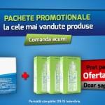 promo pachete promotionale cu lentile de contact si solutii de curatare la reducere