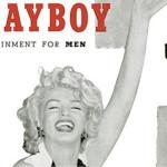 1953-marilyn monroe in primul numar al revistei Playboy
