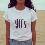anii 90 sunt la moda