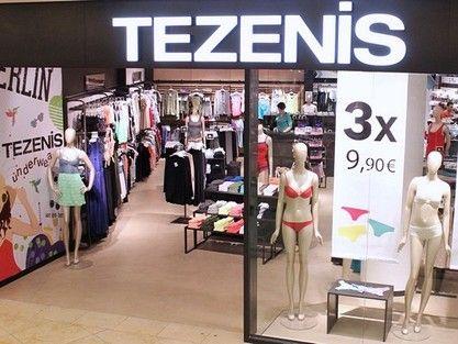 primul magazin Tezenis lenjerie intima in Romania s-a deschis in AFI Cotroceni