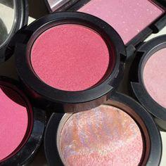 tipuri de blush