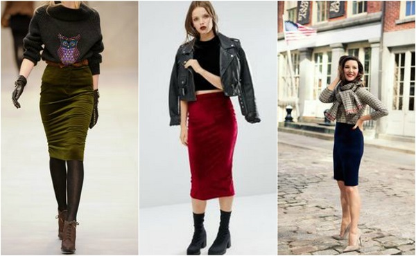 Ghid de stil: Cum porţi fusta creion, o piesă versatilă | Modă, Ţinute | kok.ro