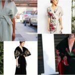 rochii kimono