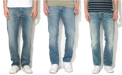 special pentru pantofi amazon textură bună Tipuri de blugi de bază pentru bărbați și care ni se potrivesc