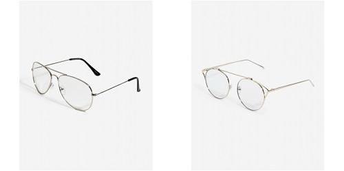 ochelari de citit model aviator si cat eyes