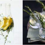 apa de rozmarin pentru acnee si matreata