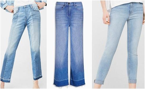 modele de jeansi crop