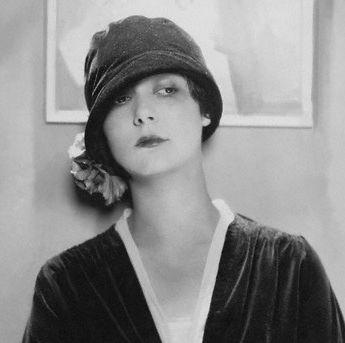tipar de frumusete anii 20