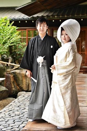 costume japoneze de nunta
