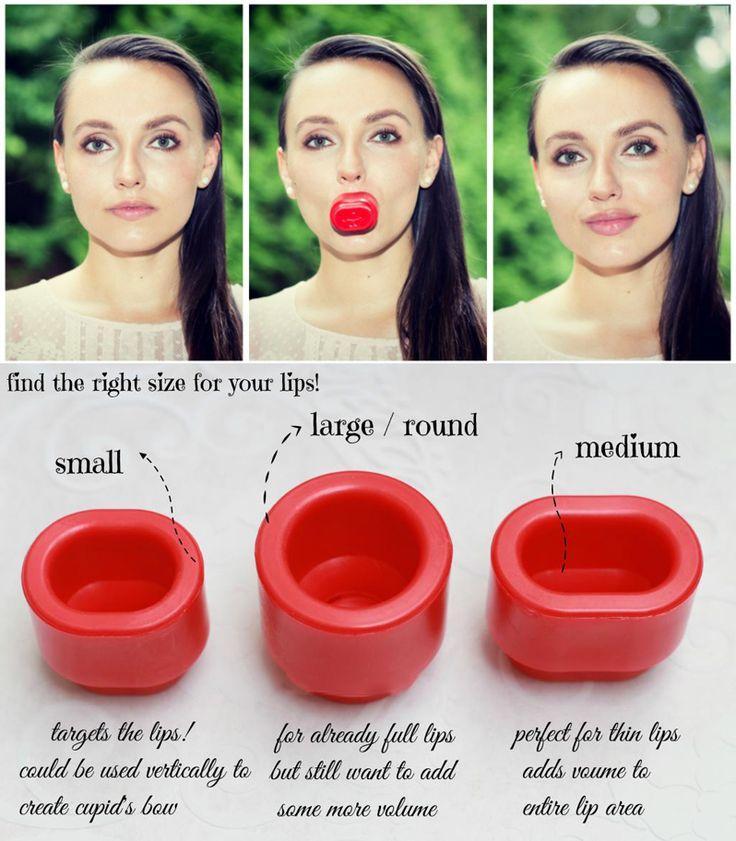 dispozitiv de supt buze pentru marirea buzelor