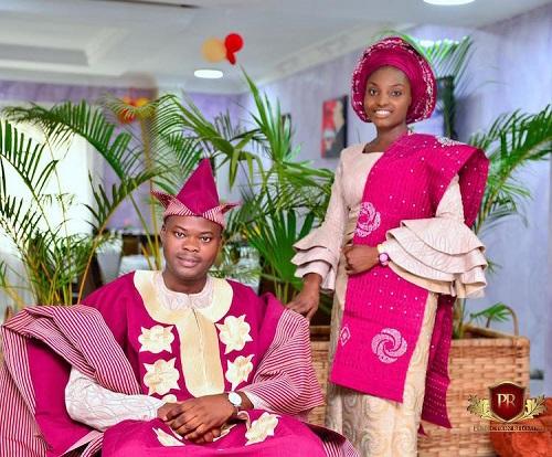 nunta in nigeria cum se imbraca mirele si mireasa