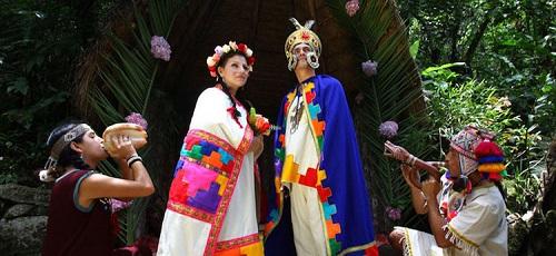 nunta in peru cum se imbraca traditional