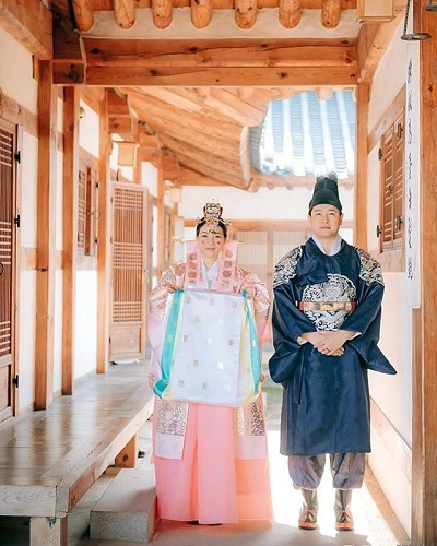 nunta traditionala in coreea de sud