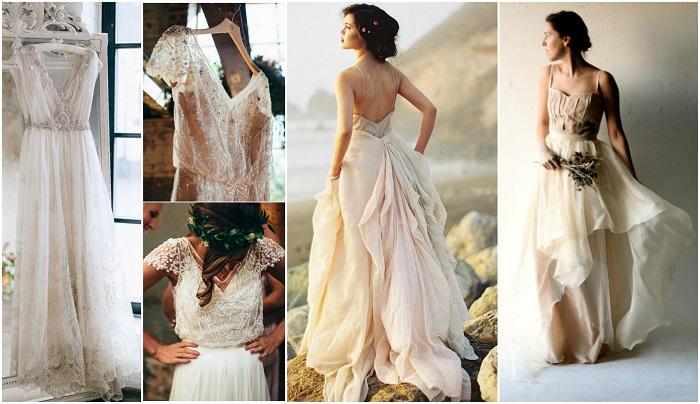 rochie de mireasa pentru femeia varsator
