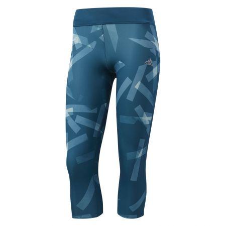 Pantaloni Alergare Fitness Adidas Femei