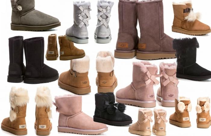 modele de cizme UGG Australia colectie noua