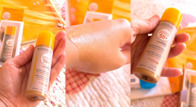 Bioderma Photoderm Nude Touch SPF 50+ review si pareri cu foto