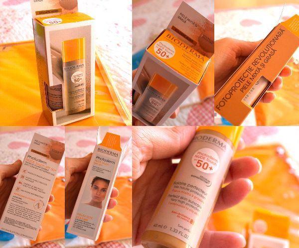 fluid crema coloranta bioderma photoderm nude touch SPF 50 review si pareri cu foto