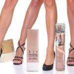 make up pentru picioare airstocking pentru a crea impresia de dresuri si a ascunde imperfectiunile