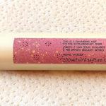 spray pentru strălucire cu efect antifrizz Davines Shimmering Mist review
