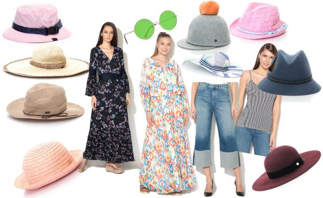 tipuri de pălării și cum pot fi purtate