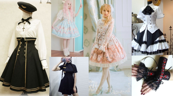 cum să te îmbraci ca o Lolita în zilele noastre