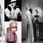 moda anii 30 stil specific inovatii coafura si machiaj
