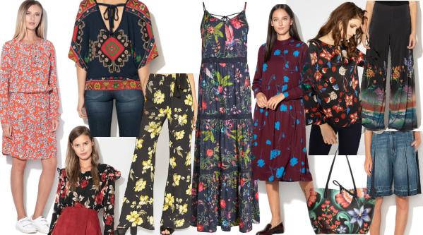 stilul hippie haine boho chic pentru a adopta un astfel de look