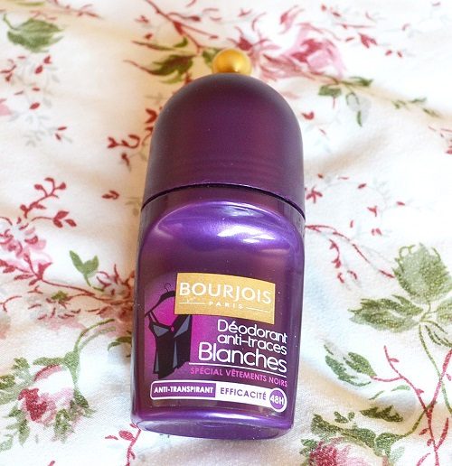 deodorant roll-on antipete și urme Bourjois Invisible